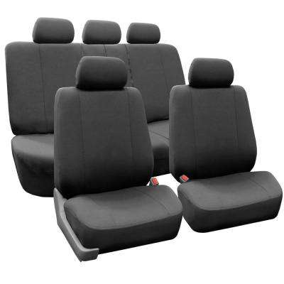 Flat Cloth 21 in. x 21 in. x 2 in. Multi-functional Full Set Seat Covers