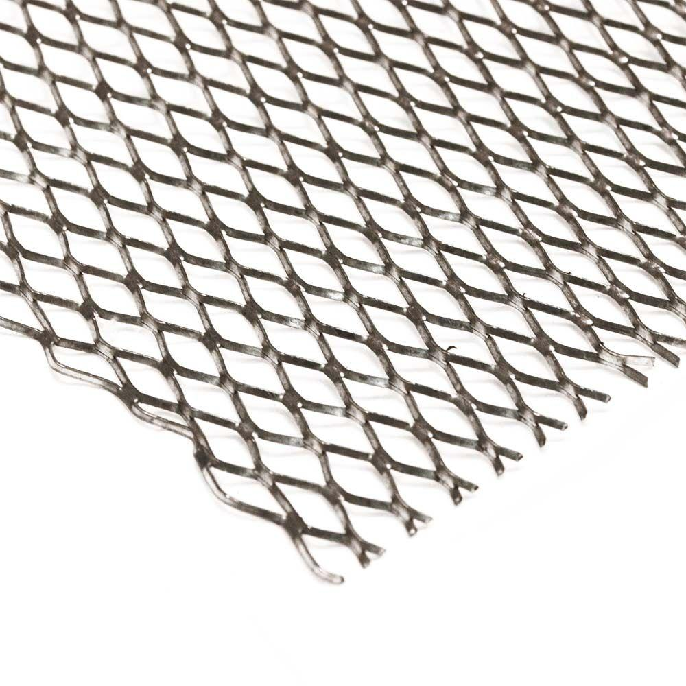 Gibraltar Building Products 3.4 Galvanized Diamond Mesh Lath-13192 ...
