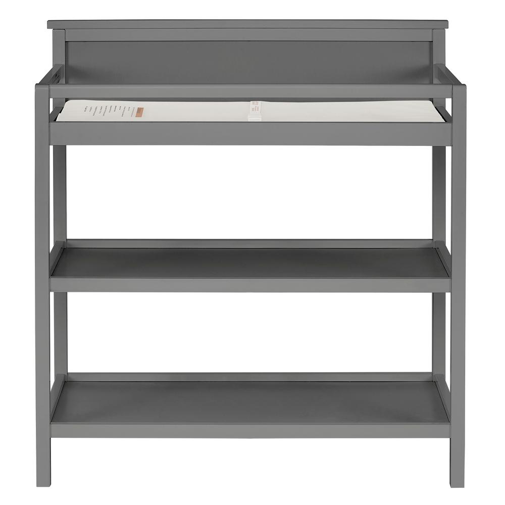 Jax, Steel Grey Universal Changing Table
