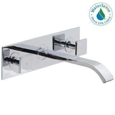 Wall Mounted Bathroom Sink Faucets - Bathroom Sink Faucets - The ...