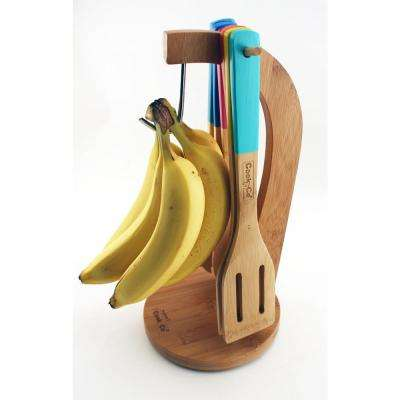 CooknCo Banana Hanger and Assorted Utensil (Set of 6)