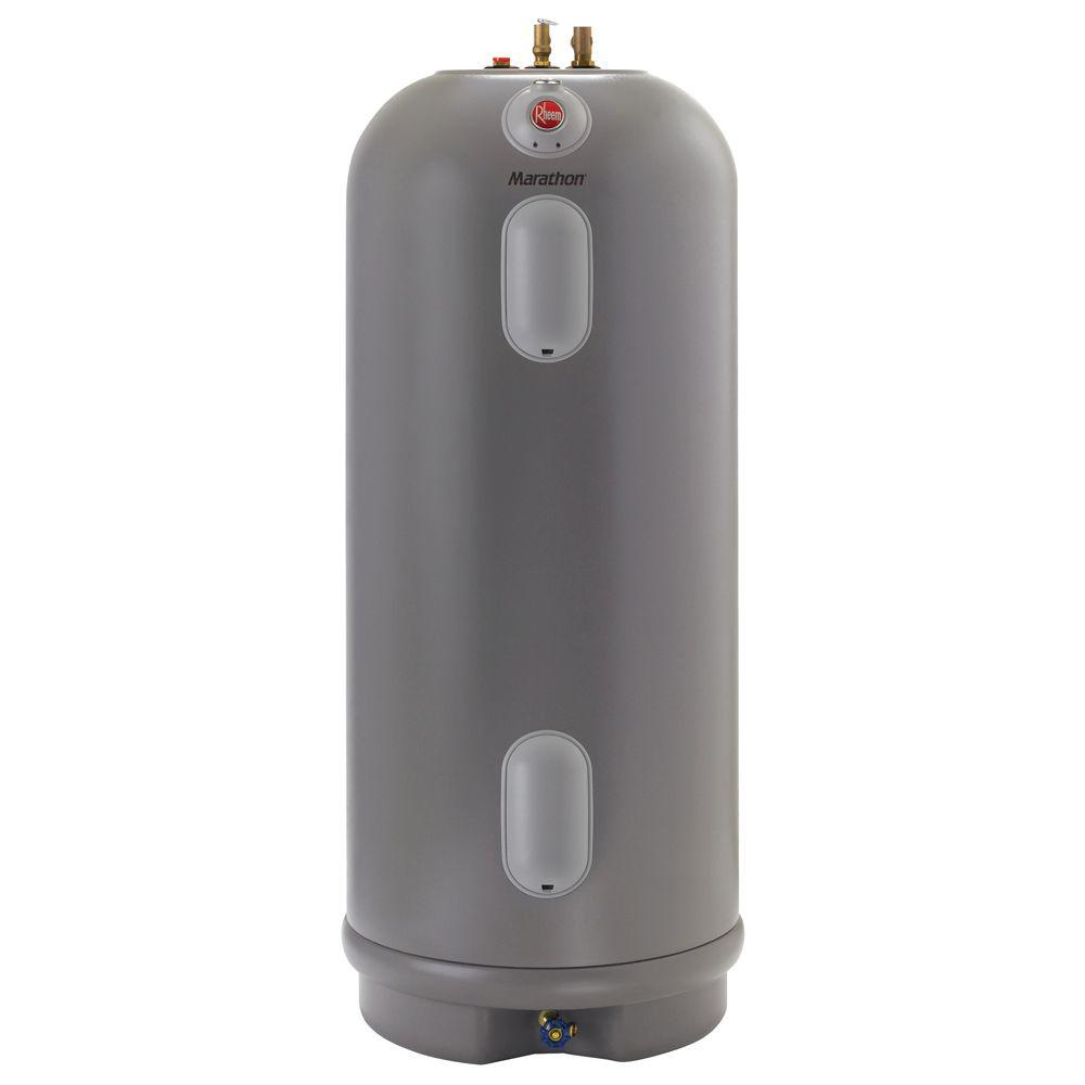Commercial Marathon 85 Gal. 10 Year 4500/4500-Watt Non-Metallic Electric Tank