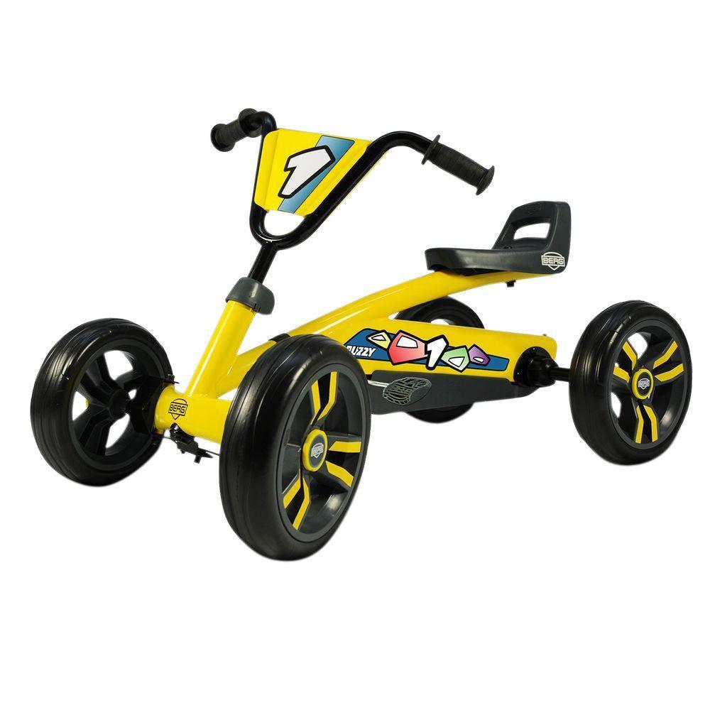 Buzzy Pedal Cart