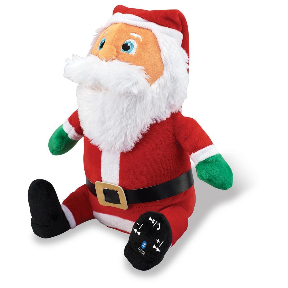 Portable Bluetooth Speaker, Santa