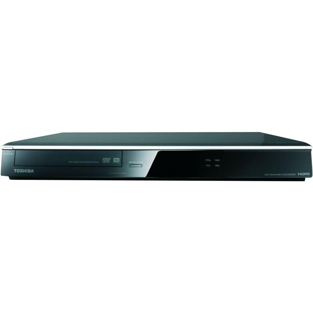 Toshiba DVD Recorder-DISCONTINUED