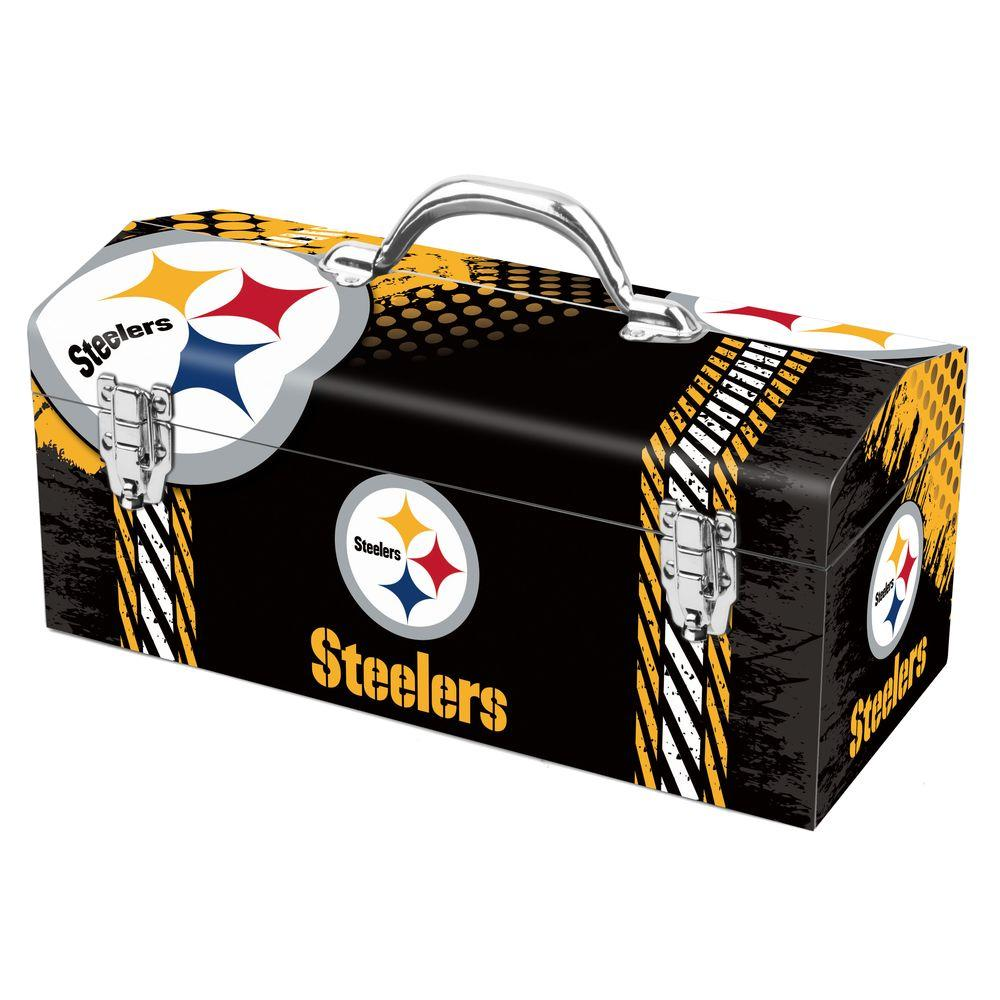 Scaffold Rental In Pittsburgh : Team promark in pittsburgh steelers nfl tool box