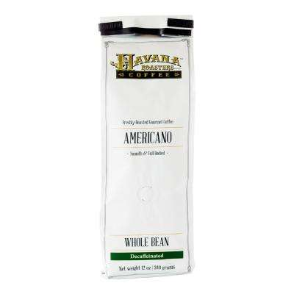 Americano DECAF 3 12 oz. Coffee Bags Coffee Whole Beans (3-Bags)