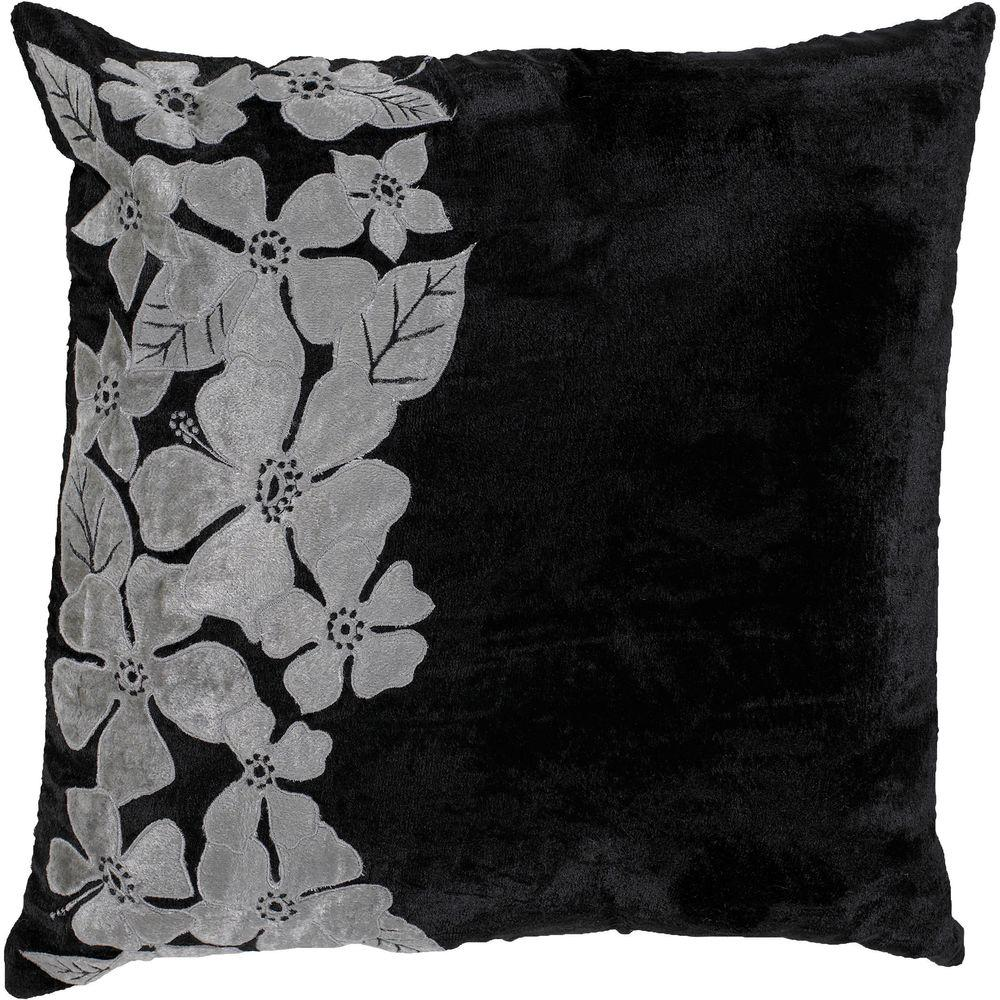 Artistic Weavers FloralC 18 in. x 18 in. Decorative Down Pillow