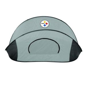Picnic Time Pittsburgh Steelers Manta Sun Shelter Tent by Picnic Time