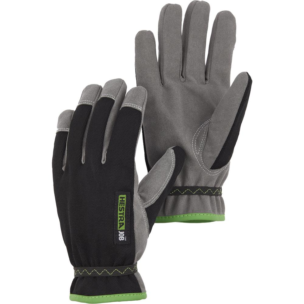 Breathable work gloves qsc c4t