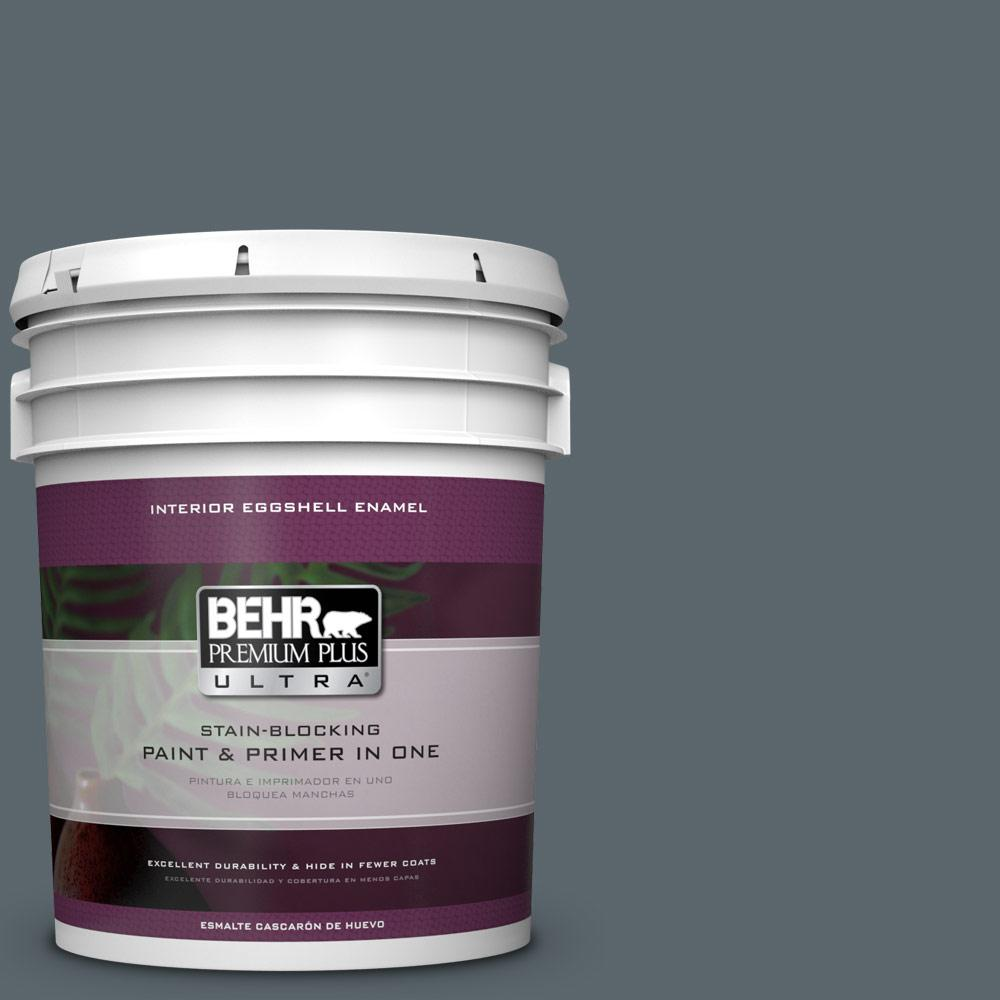 5 gal. #PPU25-20 Le Luxe Eggshell Enamel Interior Paint