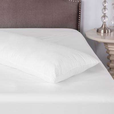 COOLMAX Cooling Hypoallergenic Down Alternative Body Pillow