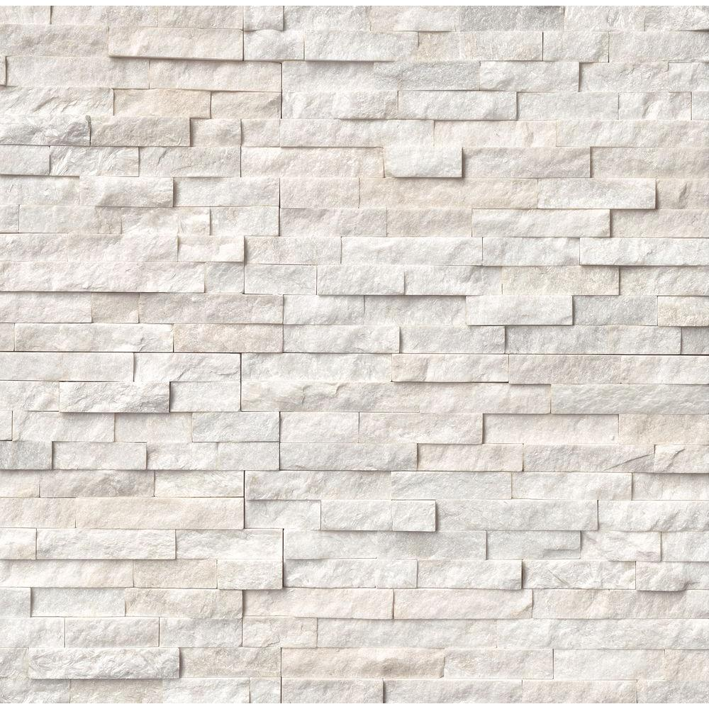 X 24 In Natural Marble Wall Tile