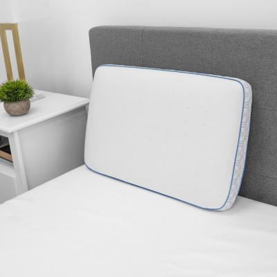 Cool Coat Technology Gel-Infused Memory Foam Oversized Pillow