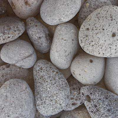 0.50 cu. ft. 40 lb. 3 in. to 5 in. Black Mexican Beach Lava Rock (20-Bag Pallet)