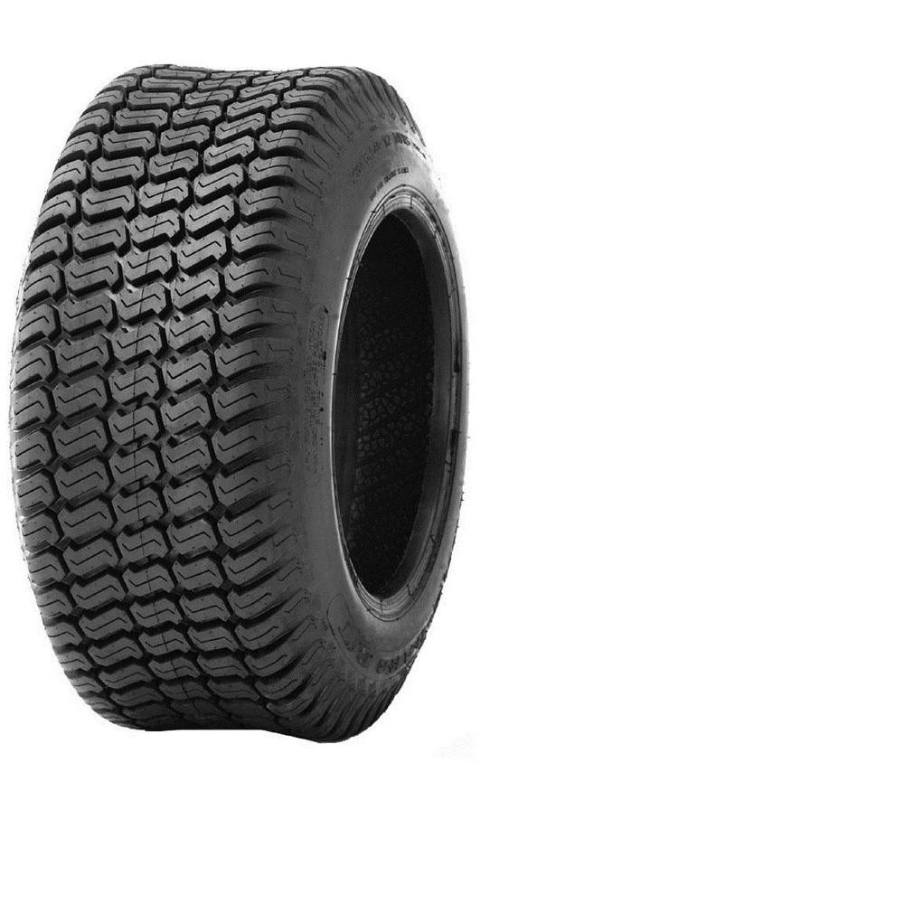 Hi-Run 16 in. x 6.50 in.-8 4-Ply SU12 Turf II Lawn/Garden Tire