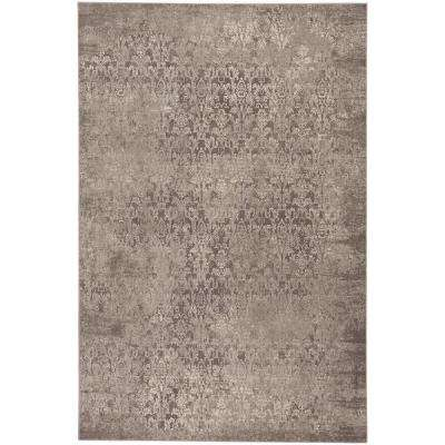 Municipality-Victoria Sandy Beach 3 ft. 11 in. x 5 ft. 6 in. Area Rug