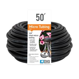 1/8 in. x 50 ft. Vinyl Micro Drip Tubing