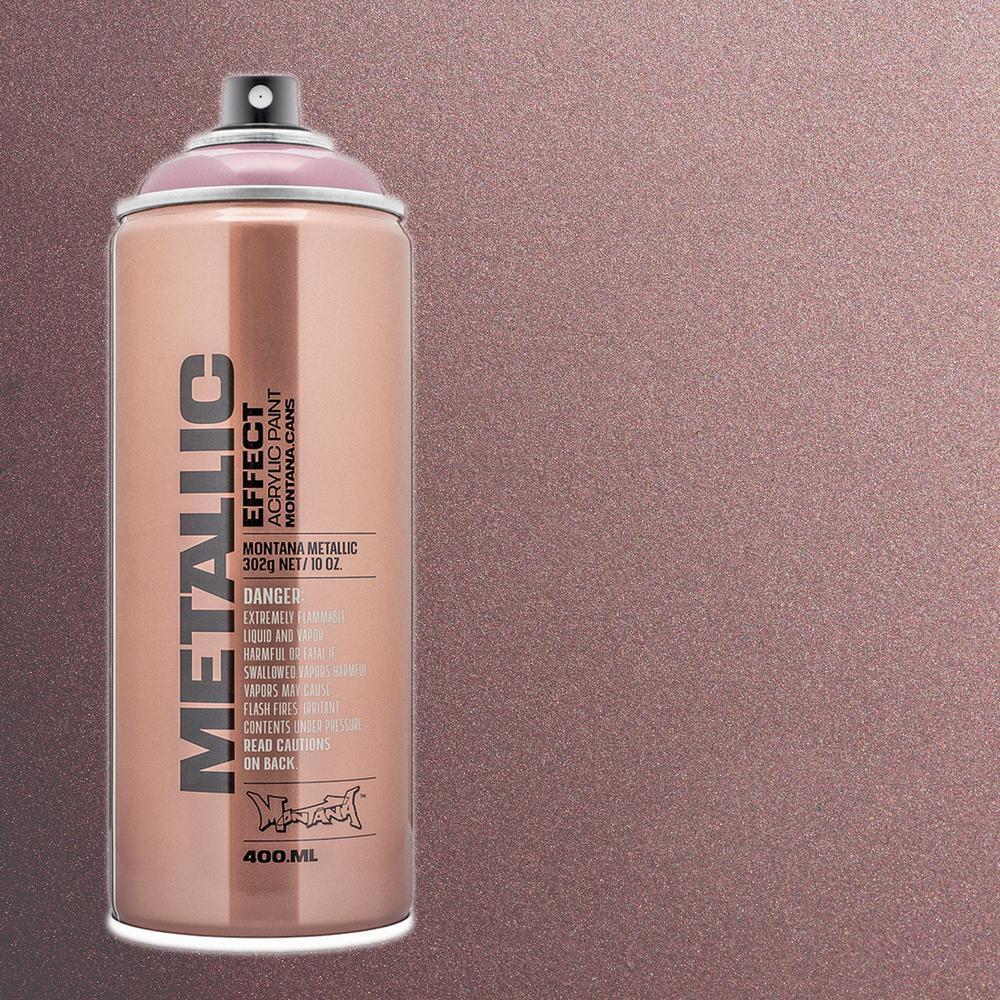 13 oz. EFFECT Metallic Rose Spray Paint