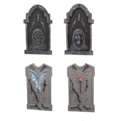 36 in LED Tombstone Assortment (Set of 4)