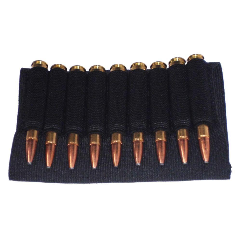 Rifle Buttstock Cartridge Holder