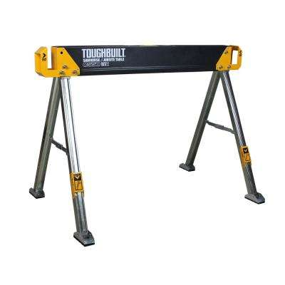 41.5 in. Folding Sawhorse