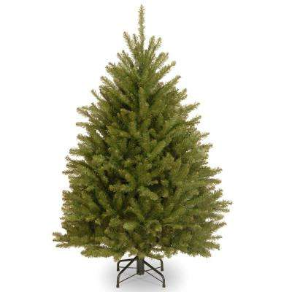 4 ft. Dunhill Fir Artificial Christmas Tree
