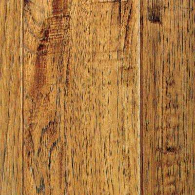 Hickory Vintage Barrel Hand Sculpted 3/4 in. T x 4 in. W x Random Length Solid Hardwood Flooring (16 sq. ft. / case)