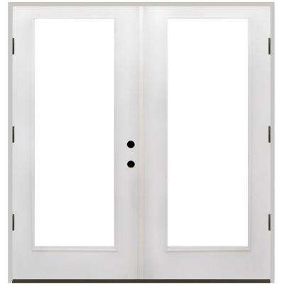 Captivating Premium Prehung Fiberglass Patio Door