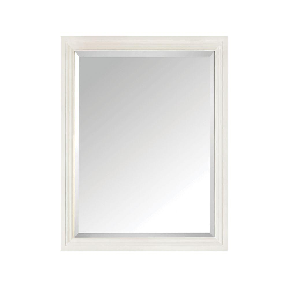 Thompson 24 in. W x 30 in. H Single Framed Mirror