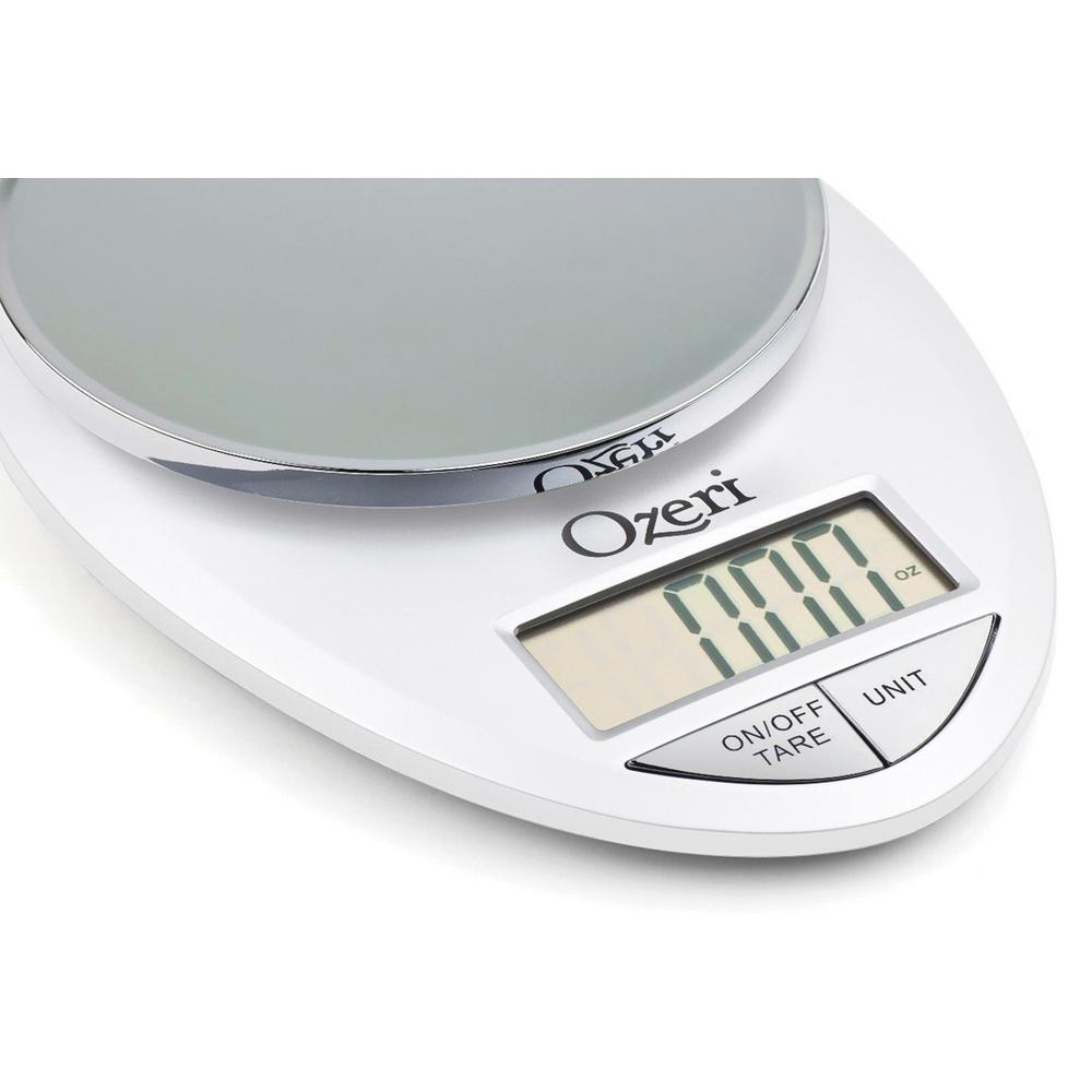 Pro Digital Kitchen Food Scale, 0.05 oz. to 12 lbs. (1g