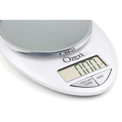 Pro Digital Kitchen Food Scale, 0.05 oz. to 12 lbs. (1g to 5.4kg)