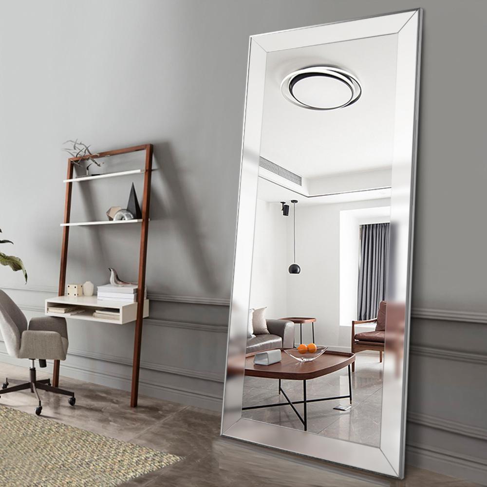 Full Length Mirror With Bevel Edge
