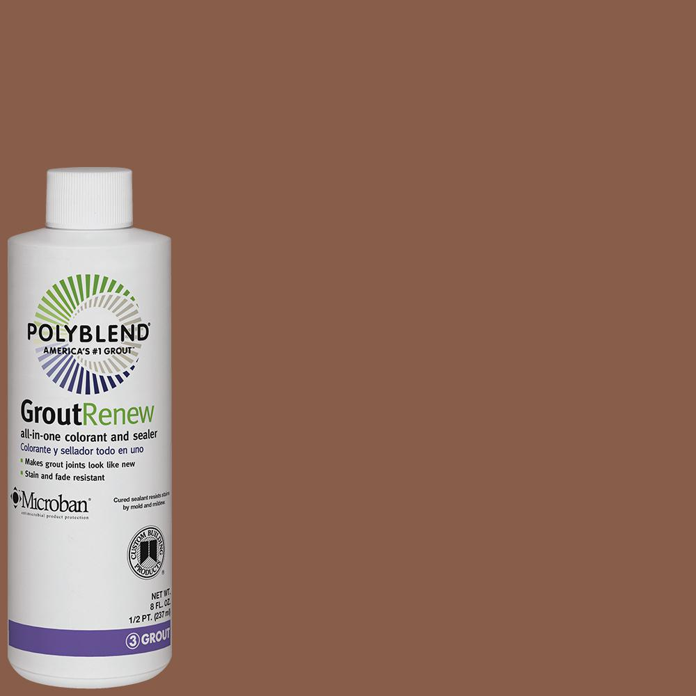 Custom Building Products Polyblend 115 Platinum 8 Fl Oz Grout