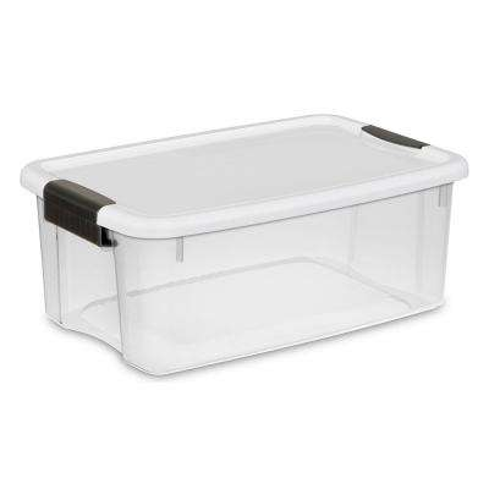 18 Qt. Ultra Storage Latch Box (6-pack)