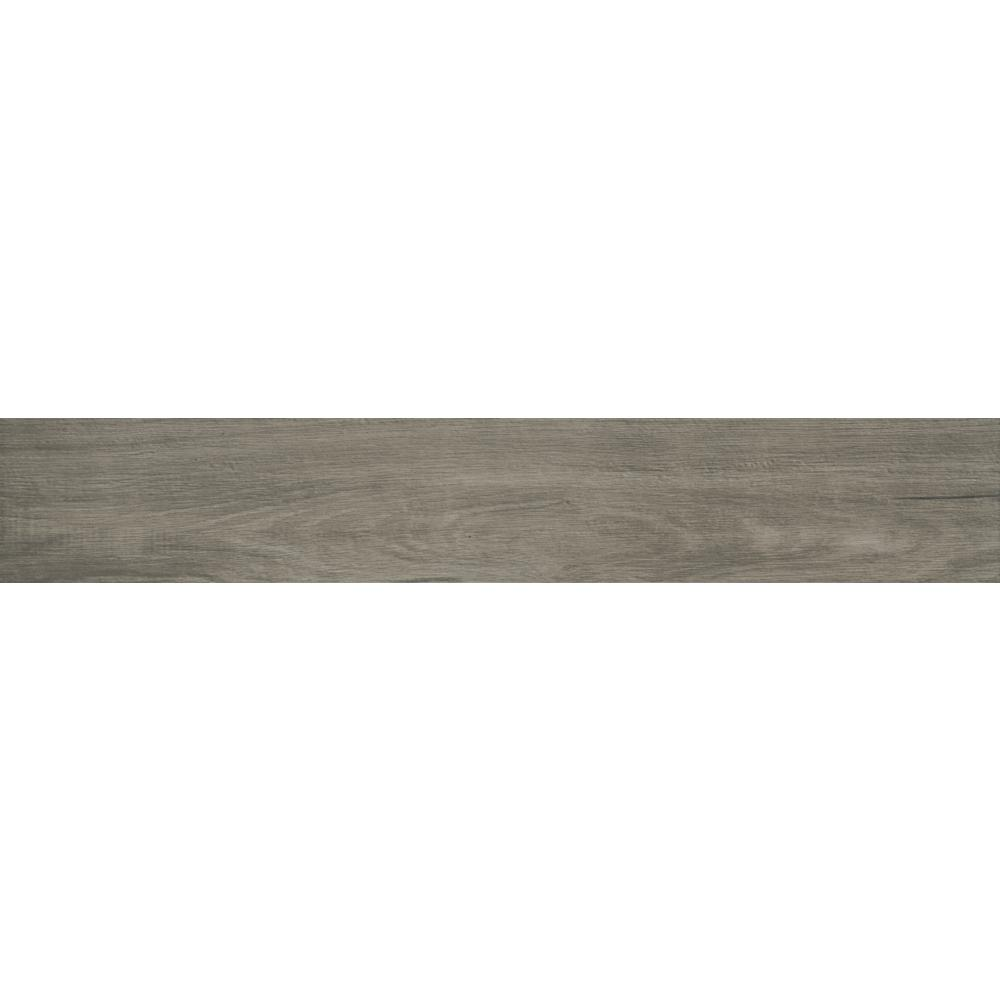 MSI Cottage Brown 8 in. x 48 in. Glazed Porcelain Floor and Wall Tile (15.96 sq. ft./case )