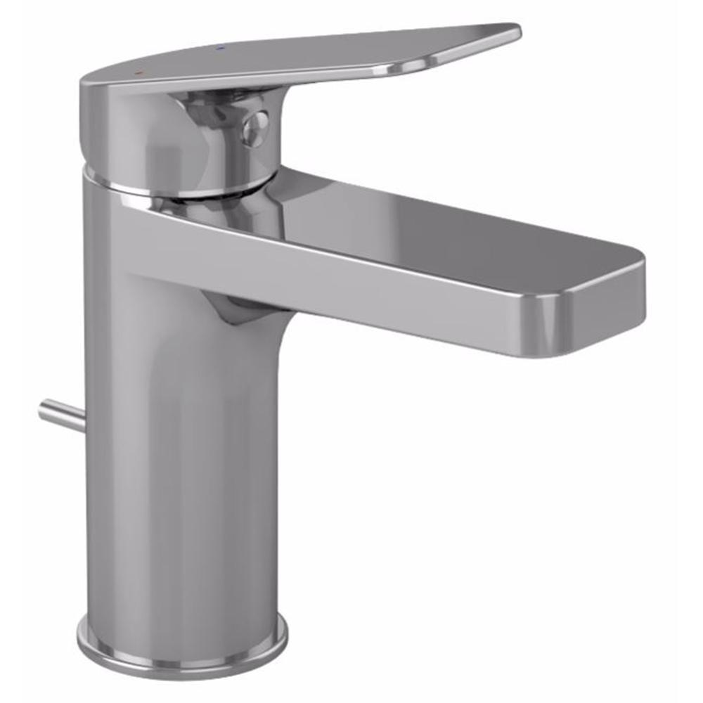 Oberon-S Single Hole Single-Handle Bathroom Faucet in Polished Chrome