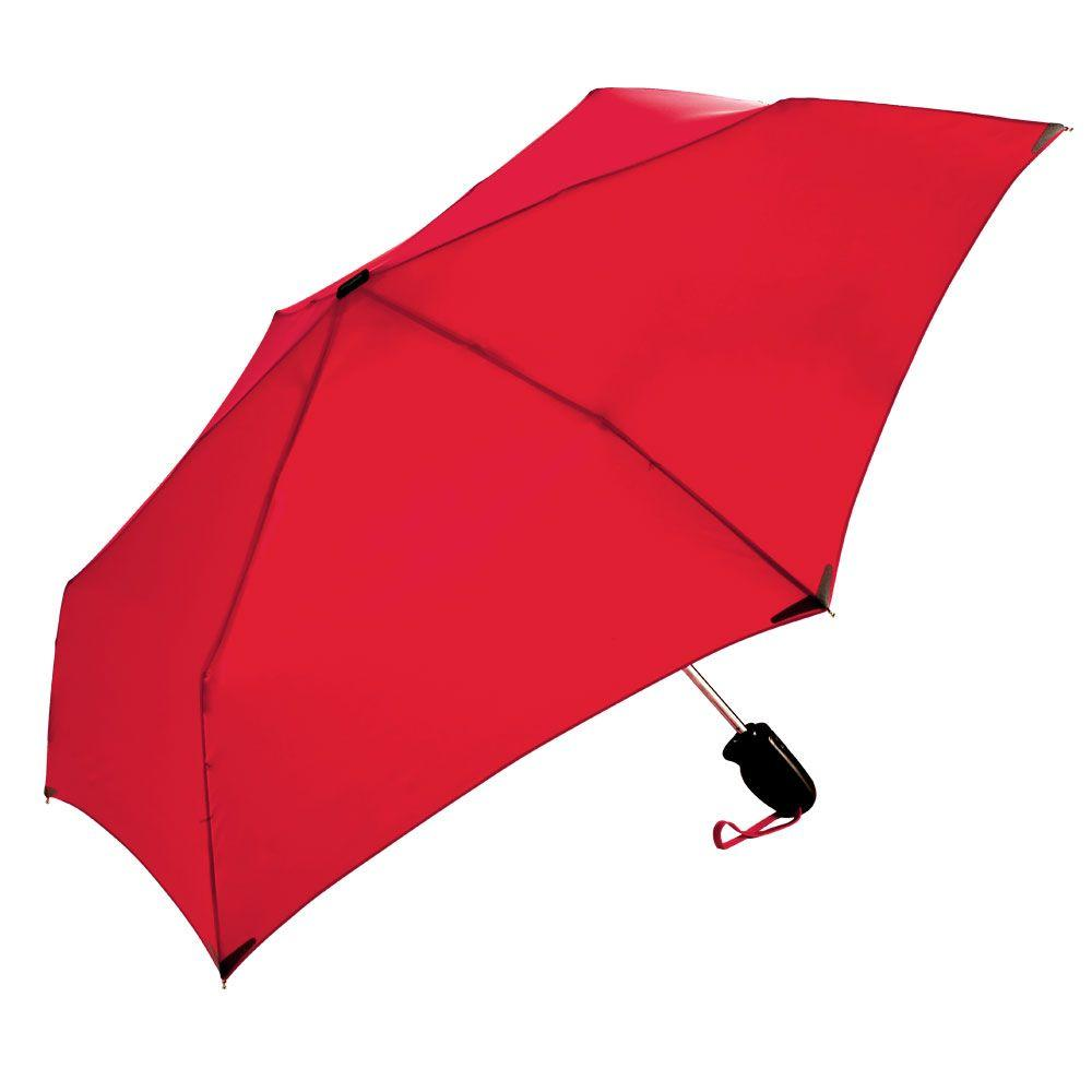 WalkSafe by ShedRain 42 in. Arc Compact Umbrella-DISCONTINUED