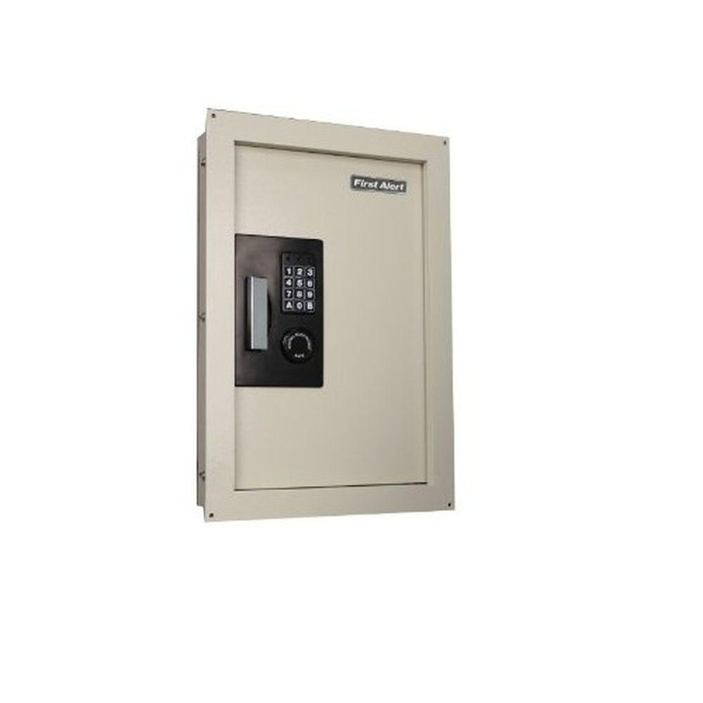 0.33-0.85 cu. ft. Adjustable Capacity Wall Safe