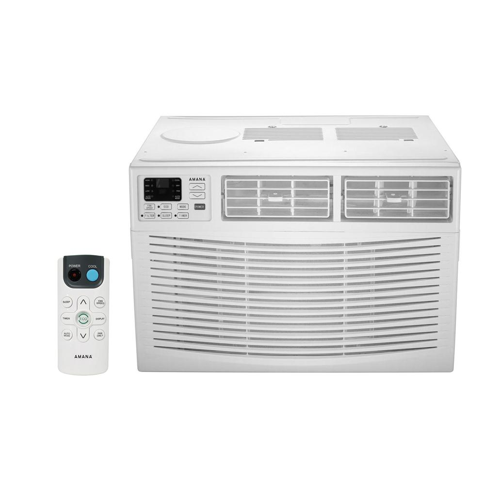 24,000 BTU Window Air Conditioner with Dehumidifier and Remote Amana