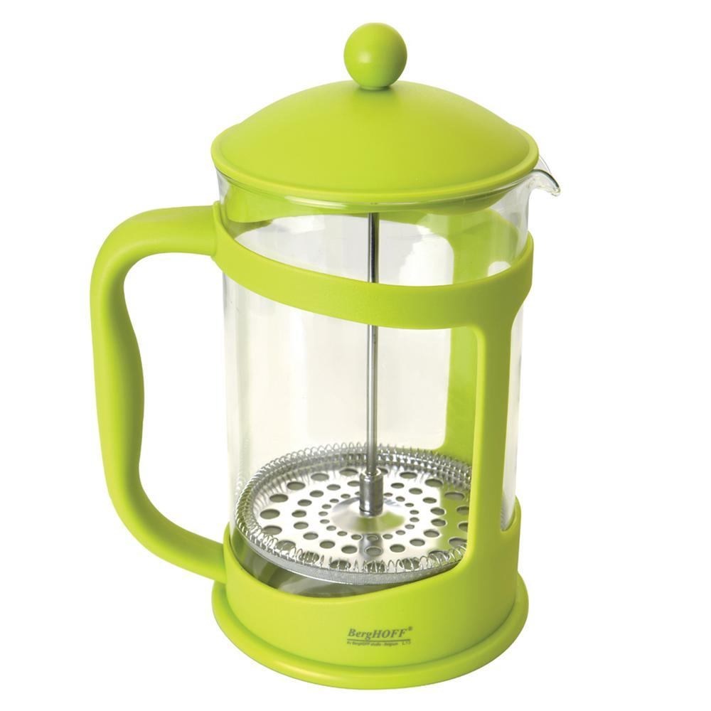 Studio 6.3-Cup Lime Green Coffee/Tea French Press