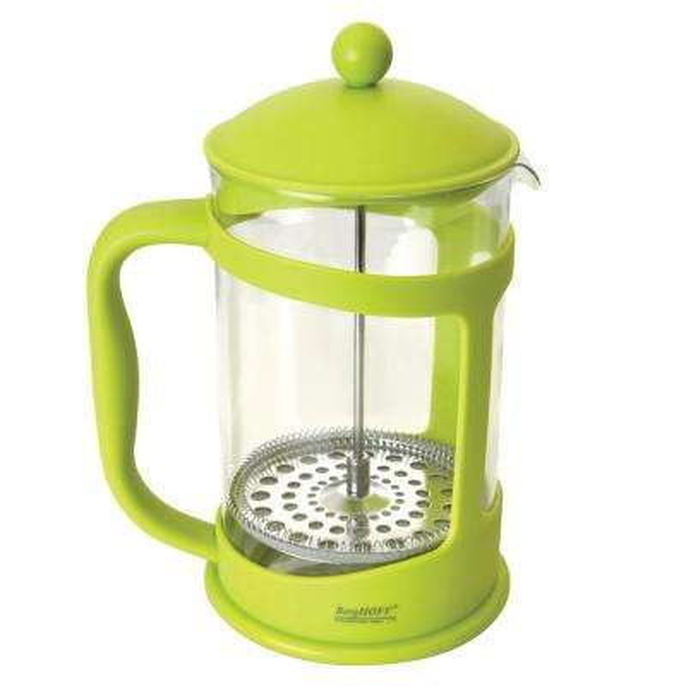 Studio 6.3-Cup Lime Green Coffee/Tea French Press