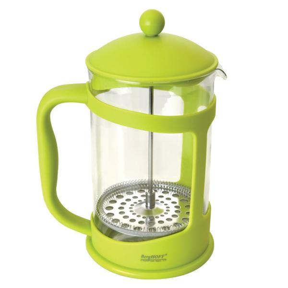 BergHOFF Studio 6.3-Cup Lime Green Coffee/Tea French Press 1106845