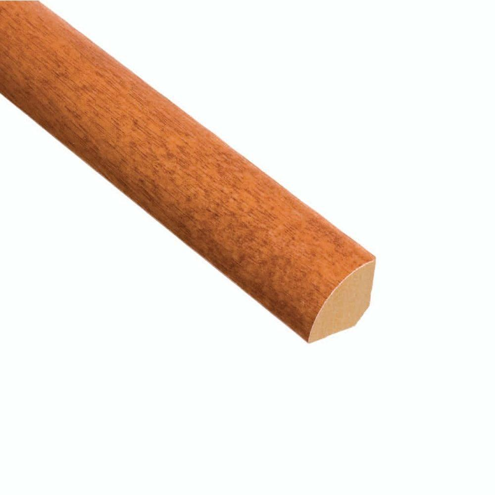 Home Legend Tigerwood 3/4 in. Thick x 3/4 in. Wide x 94 in. Length ...