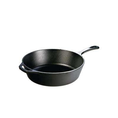 10.25 in. Lodge Cast Iron Deep Skillet