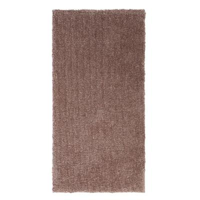 Ethereal Shag Taupe 2 ft. x 4 ft. Indoor Scatter Rug
