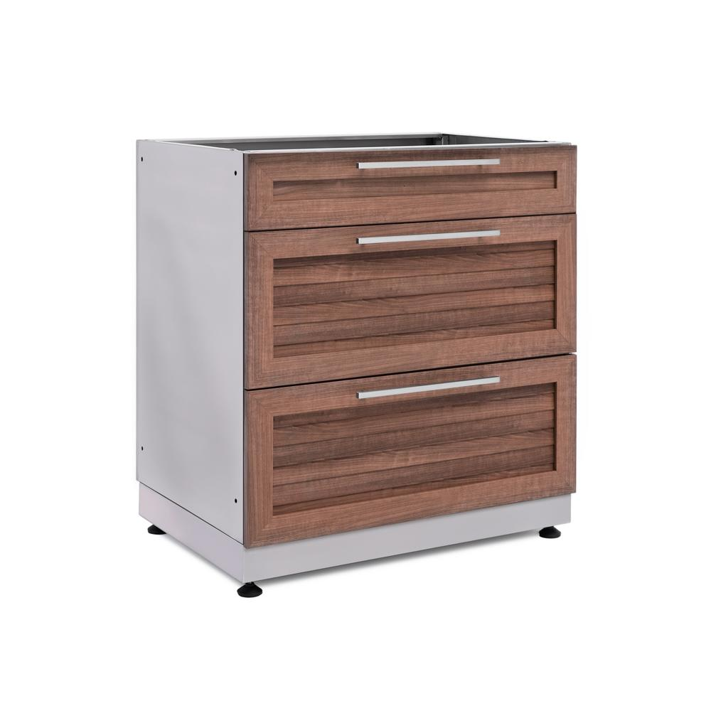 Cal Flame G-Series 31 In. Built-In Stainless Steel