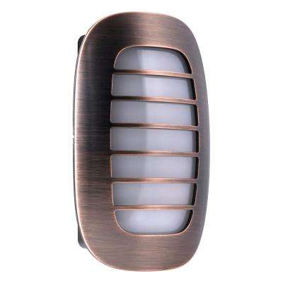 CoverLite Auto LED Night Light, Oil Rubbed Bronze