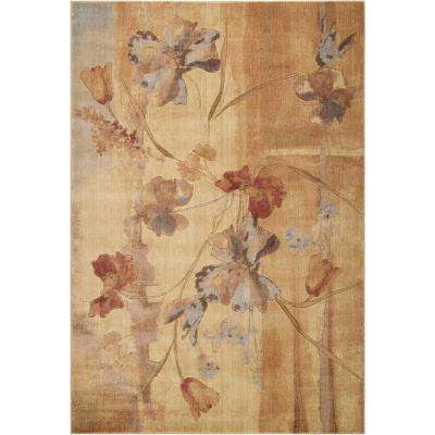 Somerset Beige 5 ft. x 7 ft. Area Rug