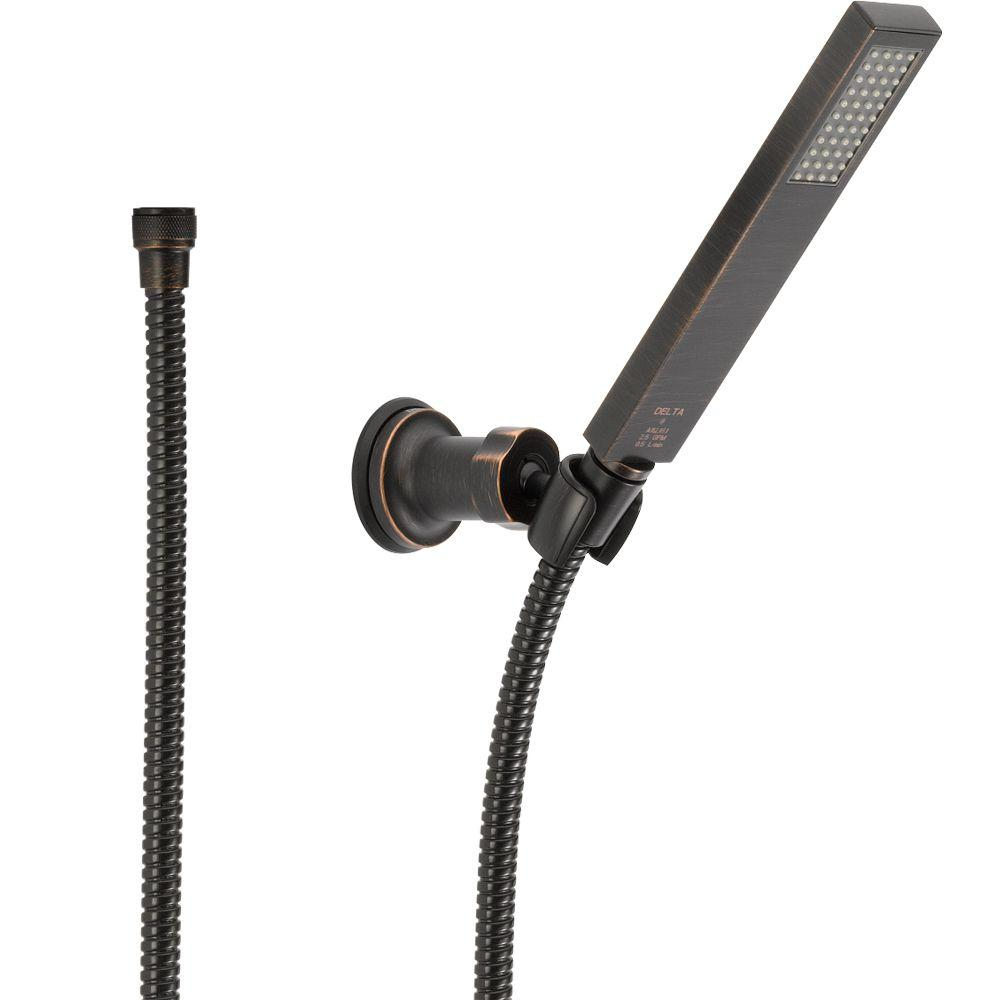 Delta Vero 1-Spray Wall-Mount Hand Shower in Venetian Bronze